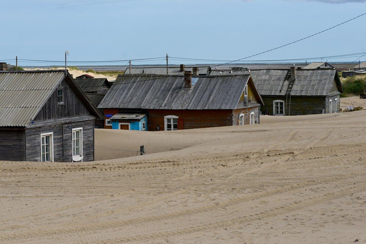 Шойна деревня