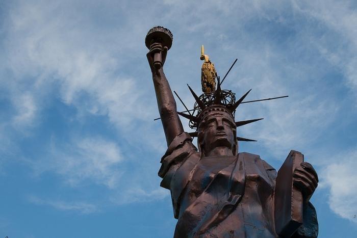 Тагил и Статуя Свободы — что общего?
