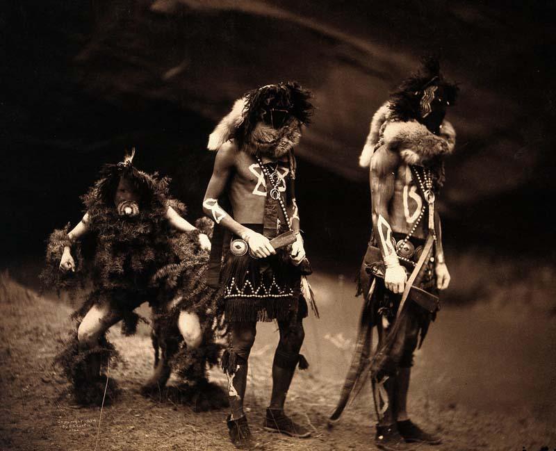 Особенности племени апачи