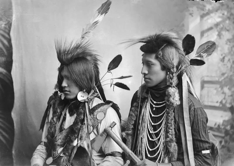 Своеобразная тактика ведения войны Апачи