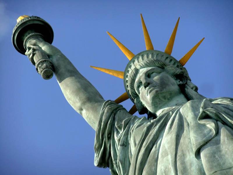 состав Статуи Свободы