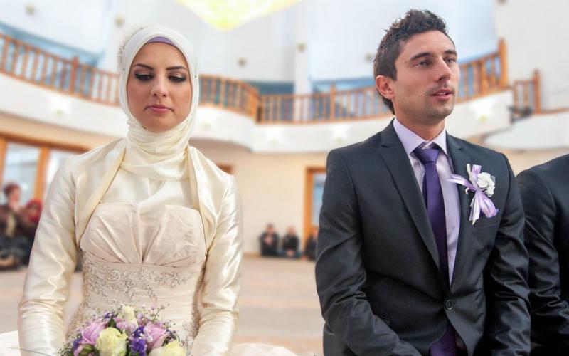 Что будет мусульманке, если выйти замуж за мужчину другой веры