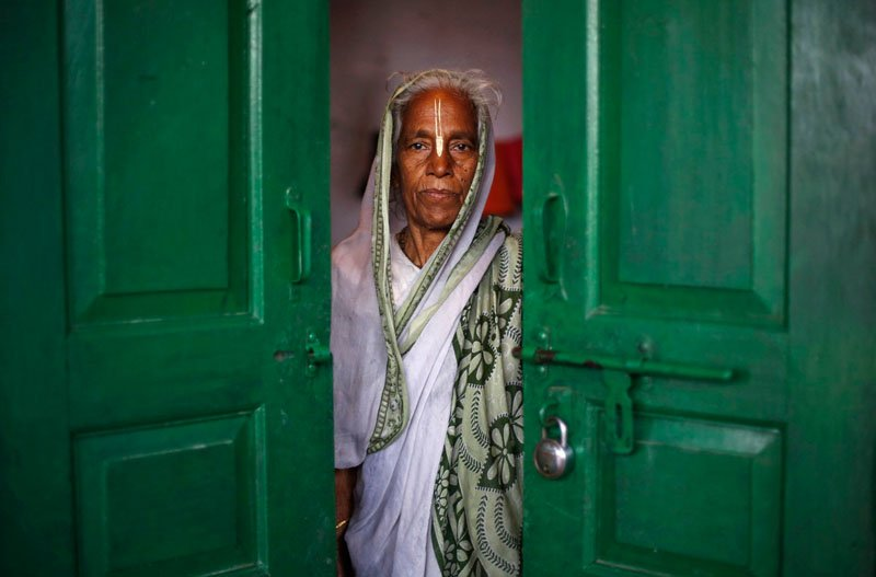 Индийские обычаи очень суровы в отношении вдов