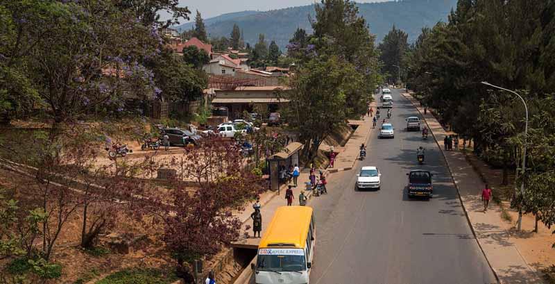 Очень приятная страна Уганда
