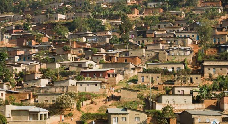 дома в Руанде