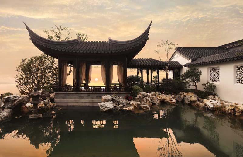 Как выглядит резиденция самого богатого китайского гражданина