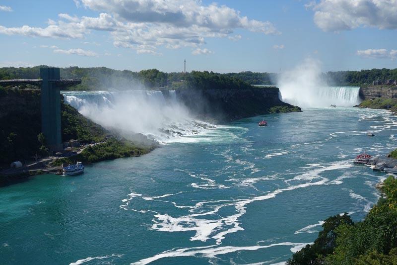 Визитная карточка страны — великие озера канады