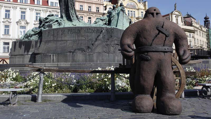 Голем — монстр из Праги