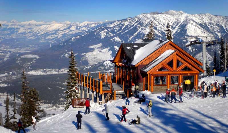 Истинные любители снежных склонов не хотят ждать зимы