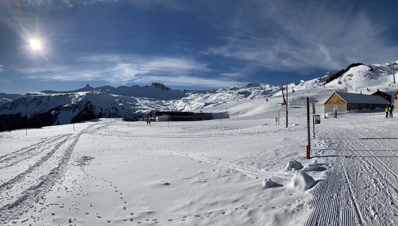Зима — лыжня на любой вкус