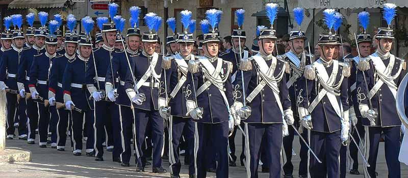 армия Сан-Марино