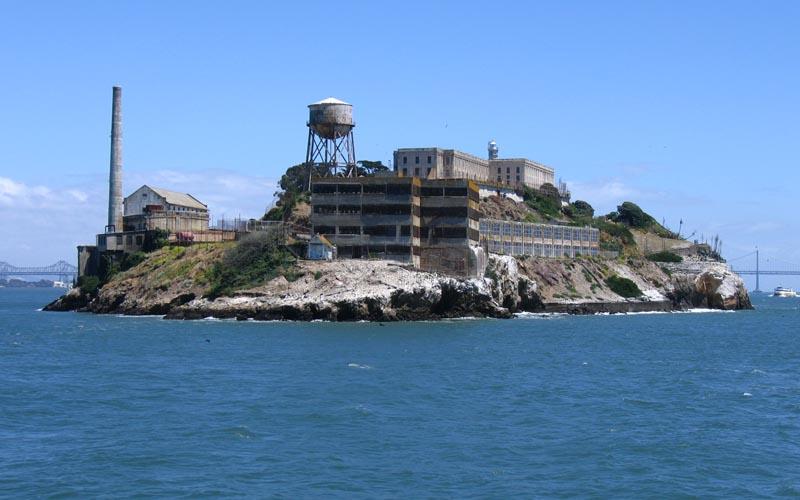 Немного истории о тюрьме «Алькатрас»