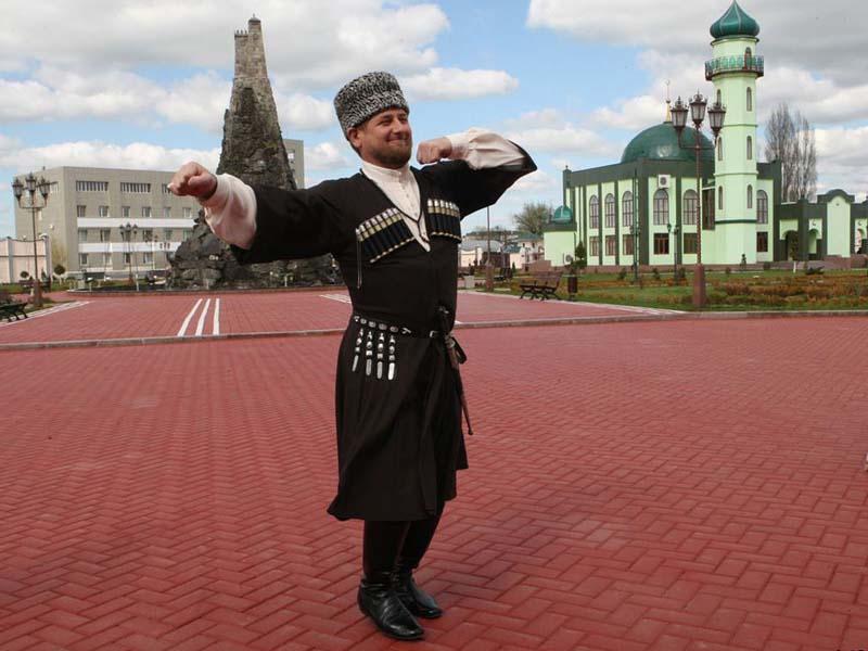 Кавказ Религия и дисциплина