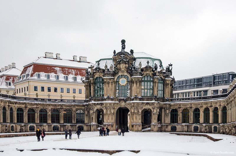 в 2020 году Дрезден