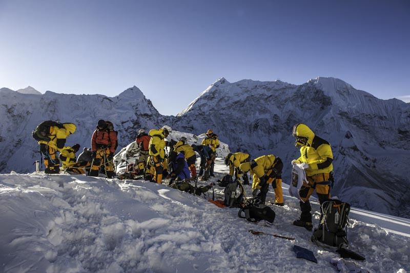 Эверест убивает легкомысленных