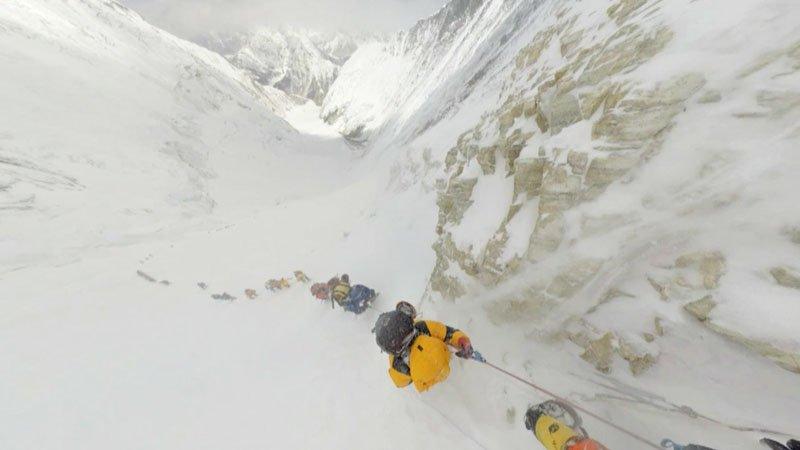 Дорога на Эверест — это не туристический маршрут