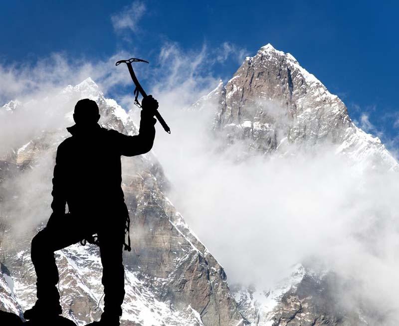 Эверест — мечта альпинистов