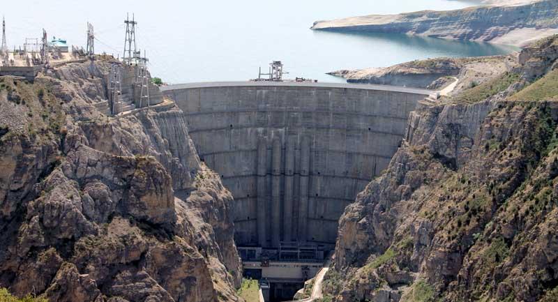 Мощность Чиркейской ГЭС — 1000 Мвт