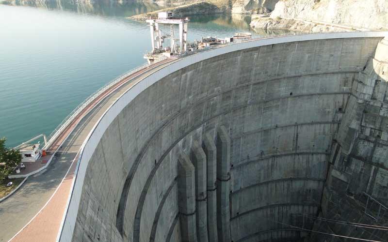 история создания Чиркейская ГЭС