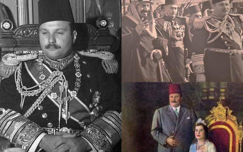 король Фарук первый