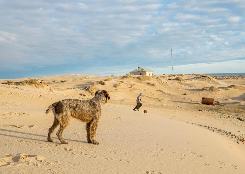 Что сейчас происходит в песочной деревне россии