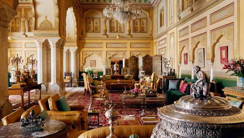 Аренда дворца Махараджи