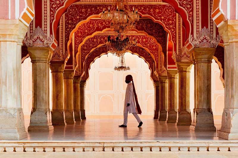 в королевской резиденции и ощутить себя настоящим махараджей.