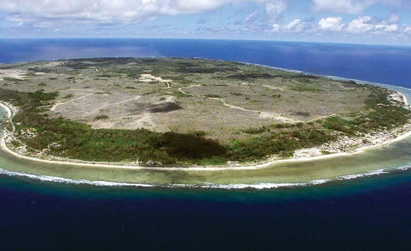Искусственные острова, созданные человеком