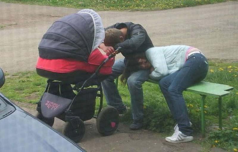 Бесплатный отдых для молодых родителей в отеле города Эдинбург