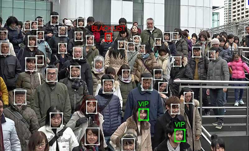 Зачем ввели новую систему сканирования лиц в Японии