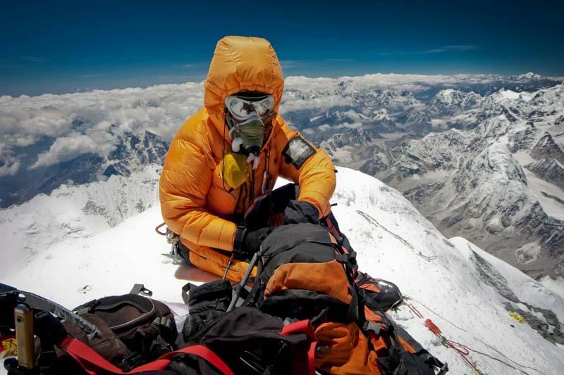 Что происходит с человеческим организмом на Эверест