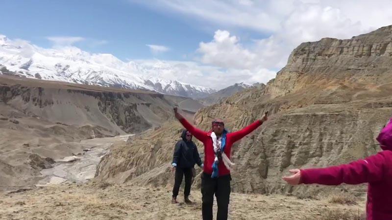 Экспедиция с риском для жизни
