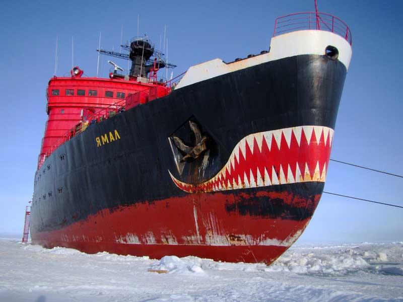 Что едят на ледоколе «Ямал»
