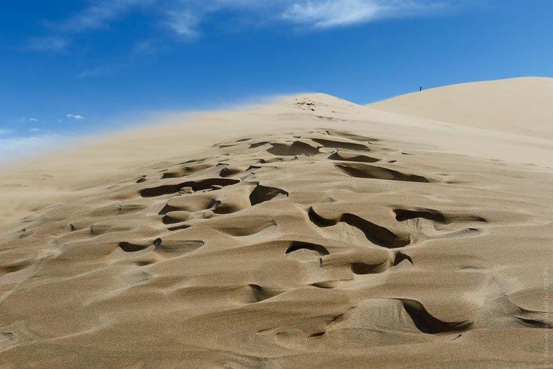 Пение песков