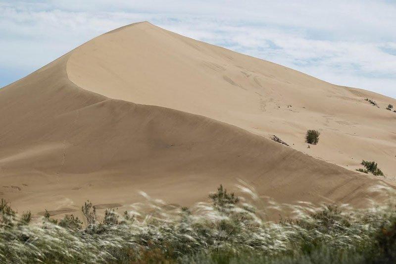 Российские поющие пески