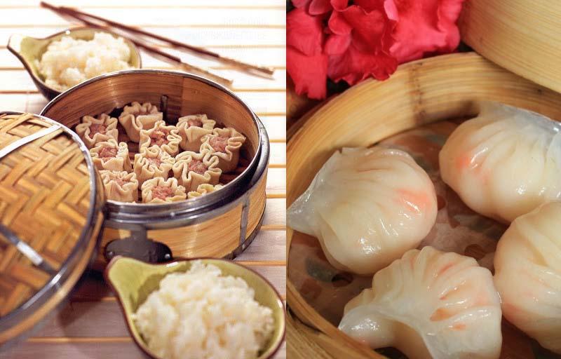 Какие пельмени едят в Китае