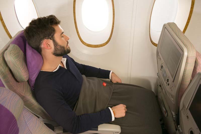 Где самые тихие места в самолете