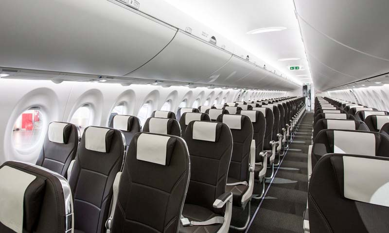 при выборе места в самолете следует учитывать разные моменты