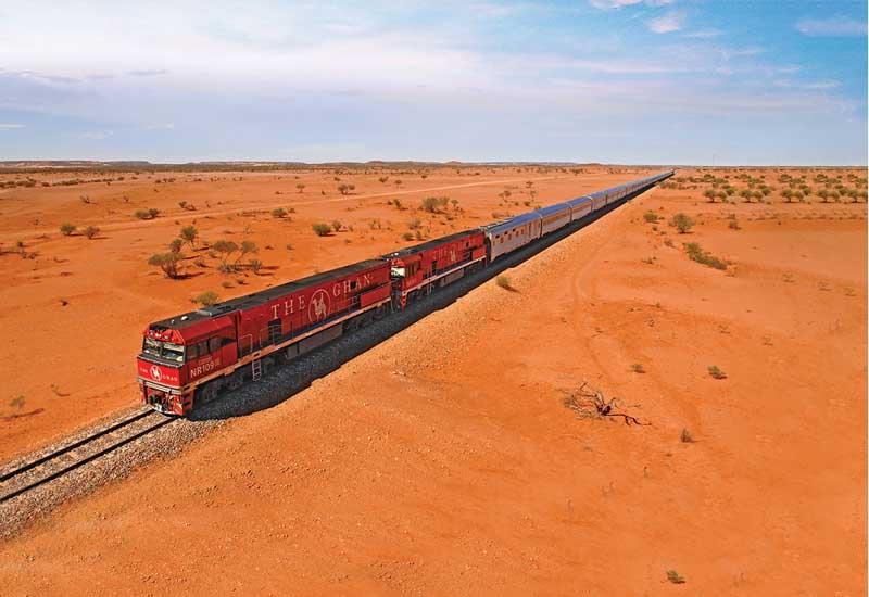 Самый длинный поезд в мире: каково передвигаться на нем