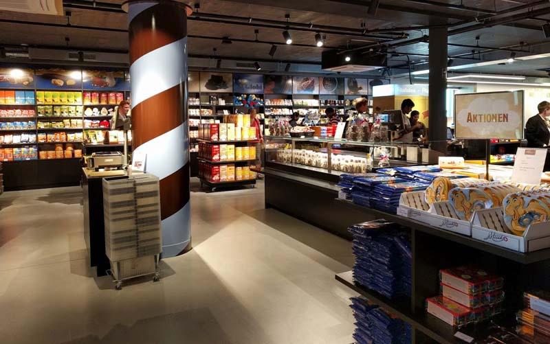 Почему не боятся создавать магазины на доверии в швейцарии