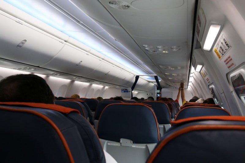 Чем дышат пассажиры самолета
