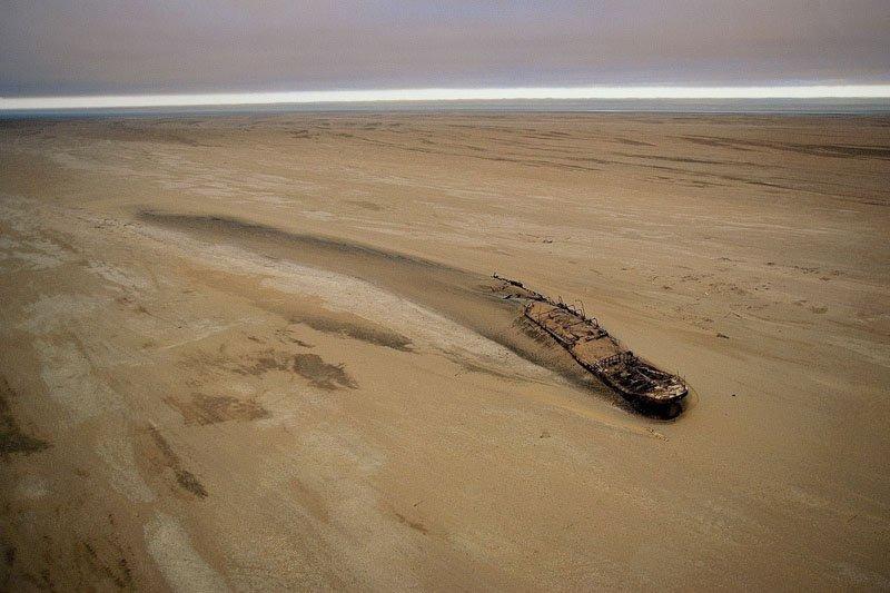 Остров Сейбл: пожиратель кораблей и ловитель душ