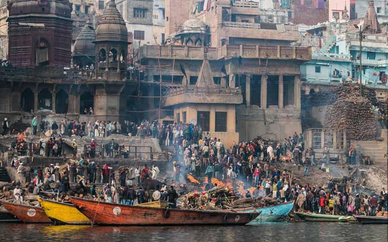 Почему для индийцев важна кремация