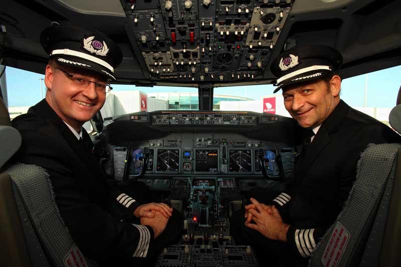 Почему пилотам не разрешают отращивать бороду