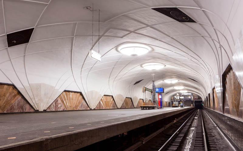"""Станция метро """"Аэропорт"""": почему ее так назвали"""