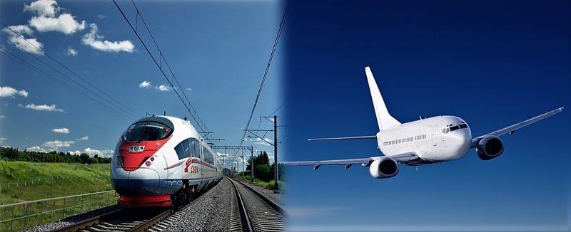 Как дешевле добраться до Крыма — на самолете или на поезде?