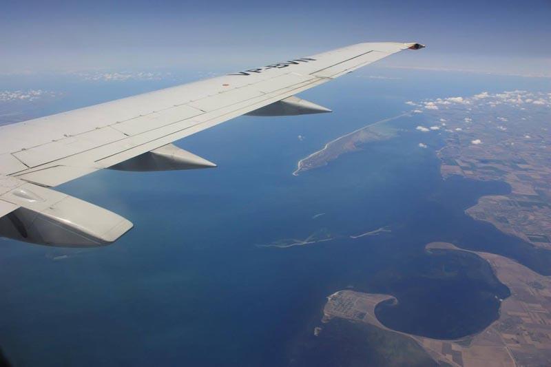 крым самолет