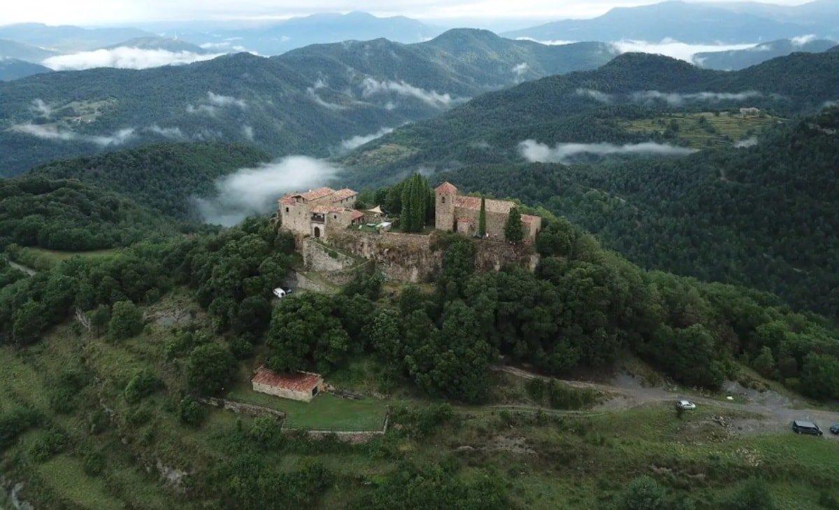 Средневековый замок сдали в аренду в Испании