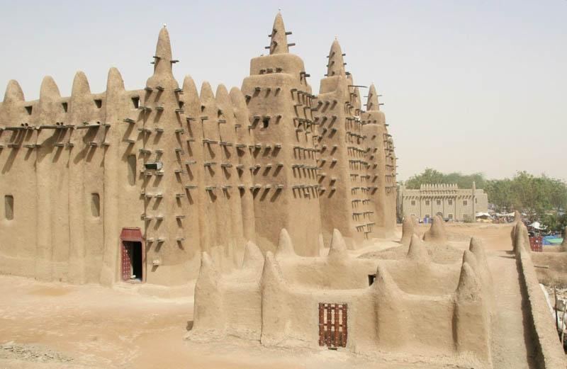 Кто может посетить мечеть Дженне
