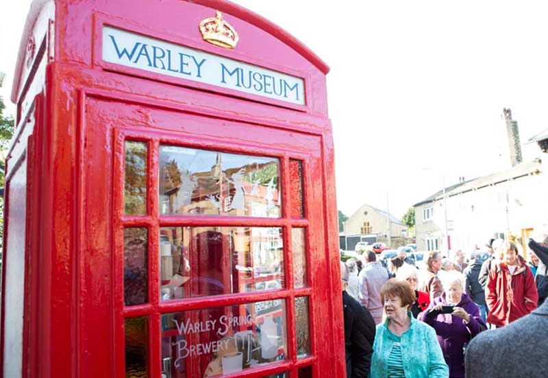 Самый маленький музей в мире находится в Англии